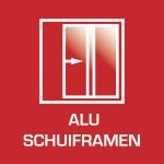 ALU Schuifraam Logo