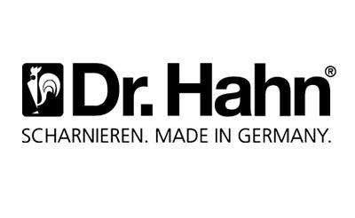Dr.Hahn logo scharnieren producent