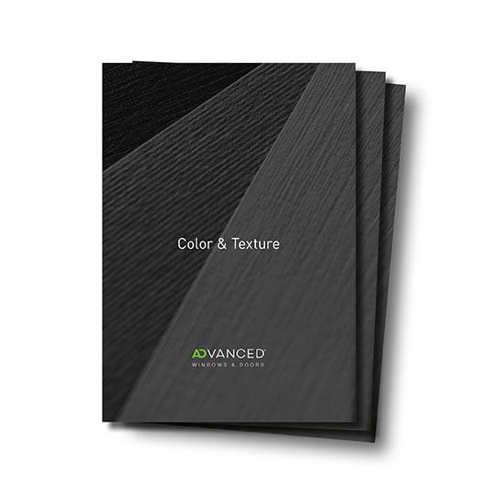 Kleurenwaaier Kleur en Structuren folder PVC