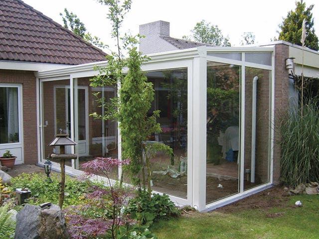 veranda foto aluminium wit jja